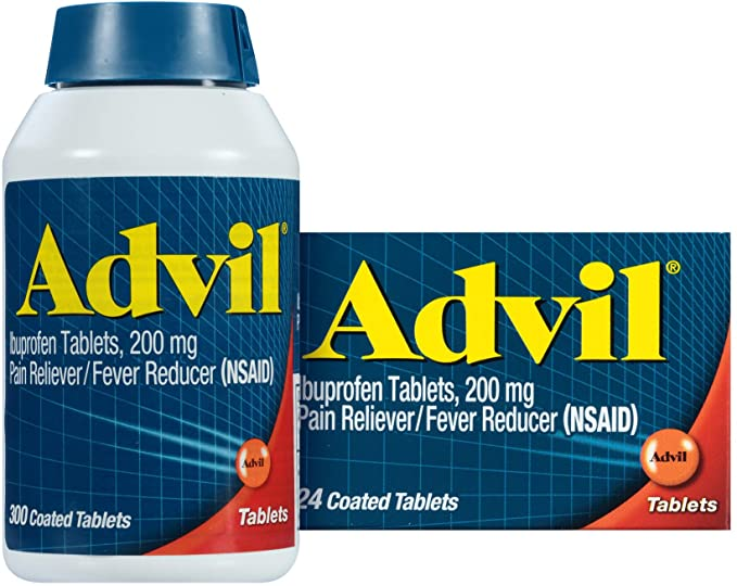 Number seven is a picture of Advil.