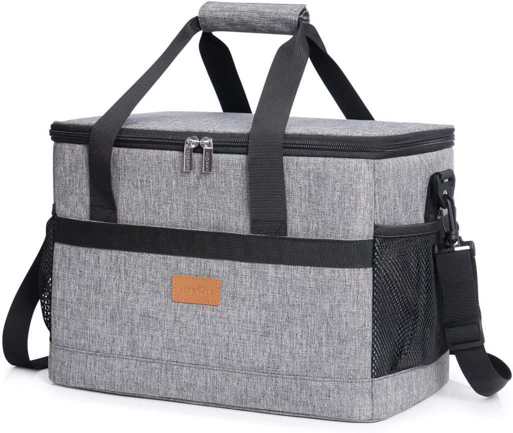 Number ten is a small cooler bag.