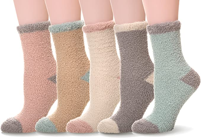 Number 12 is showing a picture of comfortable and soft socks.