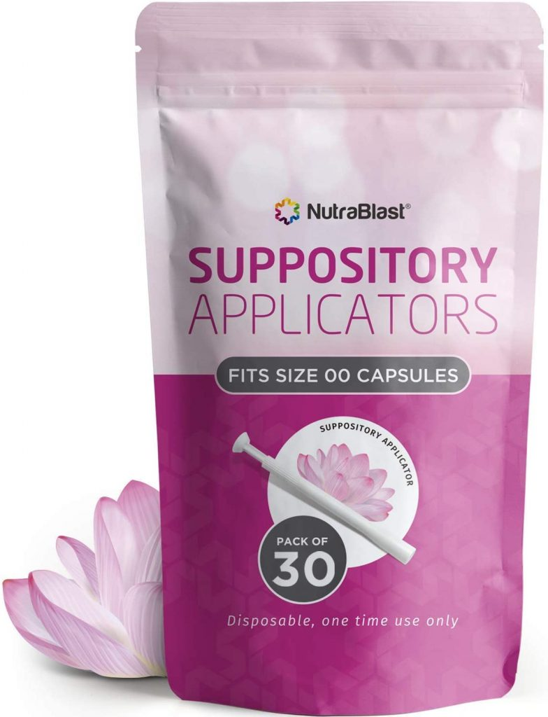 IVF Must-Have number 11 is a package of suppository applicators.